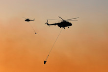 Fire-fighting Helicopters. Fir...