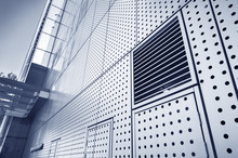 Air Vent Of A Modern Architecture