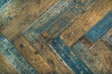 Reclaimes Rustic Wooden Barn D...