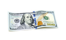 One Hundred Dollars Banknotes ...