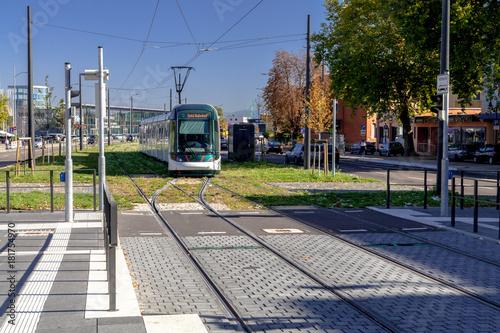 Tram Kehl am Rhein-Straßburg
