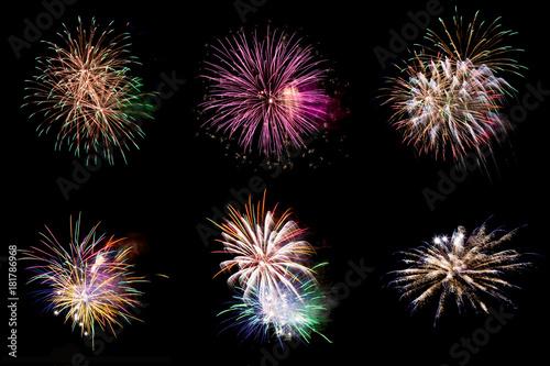 Fotografía  Fireworks