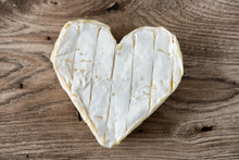 French Neufchatel Cheese Shape...