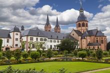 Monastery Seligenstadt : Bened...