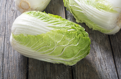 Photographie Fresh chinese cabbage