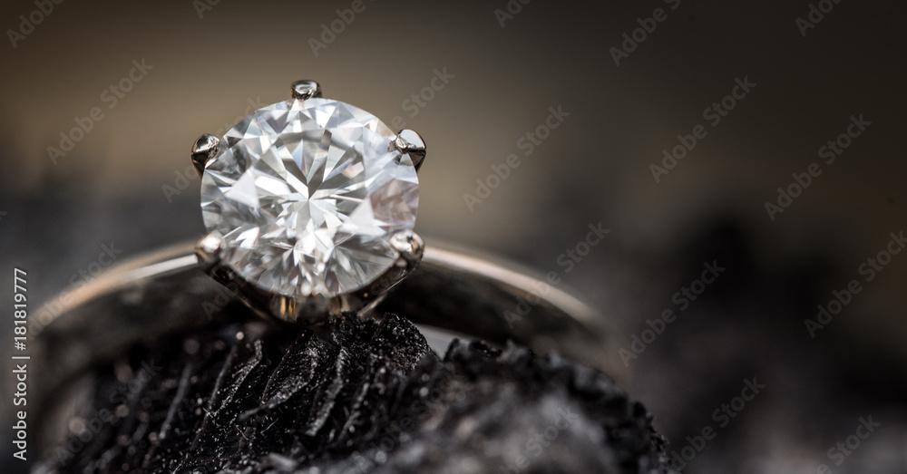 Valokuva  Diamond ring
