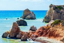 Aphrodite's Rock, Petra Tou Romiou, Cyprus