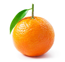 Tangerine Or Clementine With G...