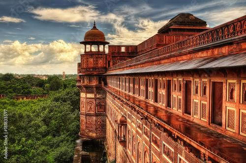 Agra Fort Canvas-taulu