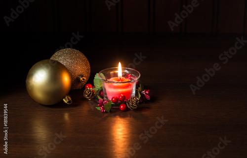 Fotografia, Obraz  Adornos navideños