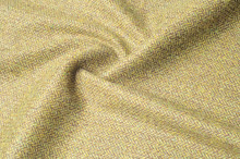 TTexture Background Pattern. Fabric Silk Khaki, Green, Field Gray, Golden, Olive, Pear-colored. Close Up, Top View. Green Olive Grass Hairy Texture Or Backround Close Up Macro