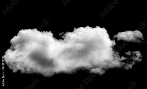Cadres-photo bureau Ciel Texture. background. Drawing. Photo for designers, a cloud on a black background