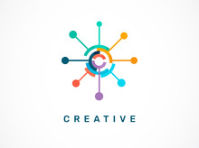 Logo - Creative, Technology, Tech Icon And Symbol