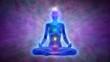 Yoga meditation - aura and chakras