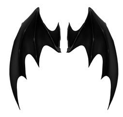 black dark demon wings 1 vampire bat