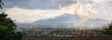 Panorama Of Kathmandu Valley, ...