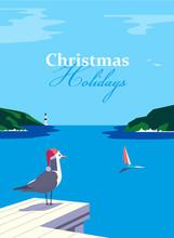 Christmas Vacation Poster