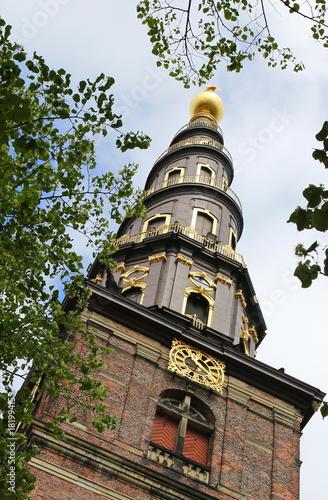 Photo  The Church of Our Saviour, Copenhagen