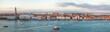 Panoramablick auf Venedig