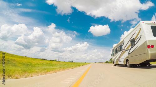 Fotografija Cross-country road trip