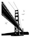 Most Golden Gate, San Francisco - 182023184