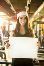 Beautiful Fitness Woman In San...