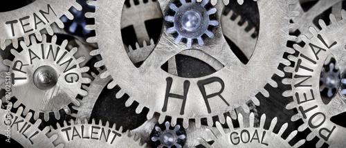 Fototapeta Metal Wheel Concept obraz na płótnie