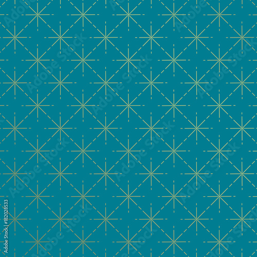 Modern flake seamless pattern