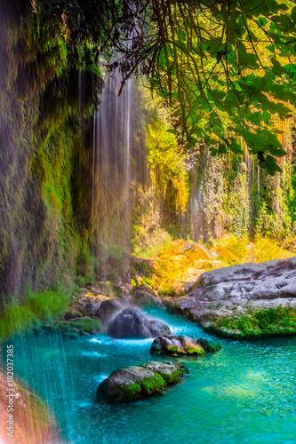 Kursunlu Waterfalls Turkey © nakedking
