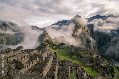 Zdjęcie XXL Macchu Picchu