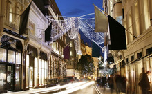UK - Cities - Christmas Shoppi...