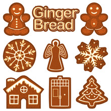 Christmas Ginger Bread Cookie ...