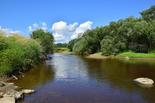 The Taiga River