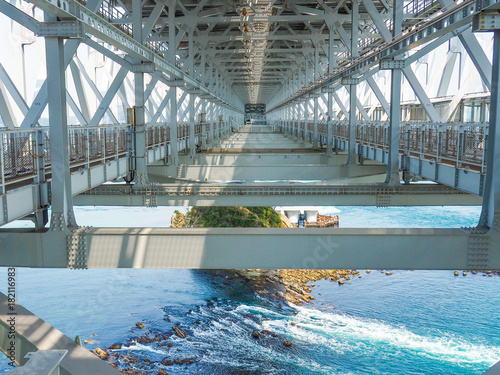 Photo  Underneath Naruto Bridge