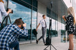 backstage photography outdoor photoshoot hobby lifestyle concept