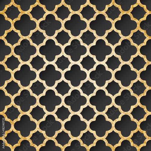 Pattern in oriental style Fototapeta