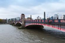 Cityscape Of London, Lambeth B...