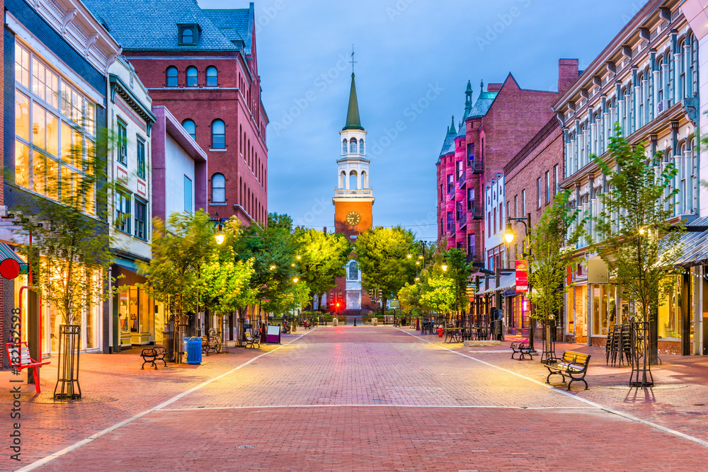 Burlington, Vermont, USA