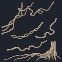 Liana Branches Set