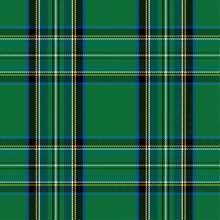 Tartan. Checkered Pattern In S...