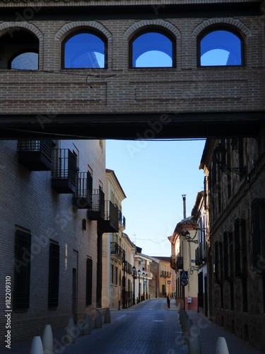 Fotografía  Herencia es un municipio español, ubicado en el norte de Ciudad Real, en Castill