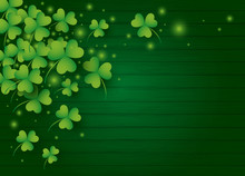 St Patricks Day Background Des...