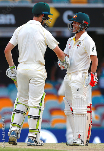 Cricket - Ashes test match - Australia v England - GABBA
