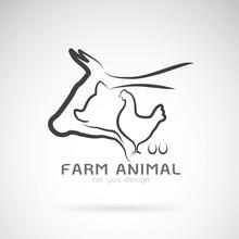 Vector Group Of Animal Farm La...