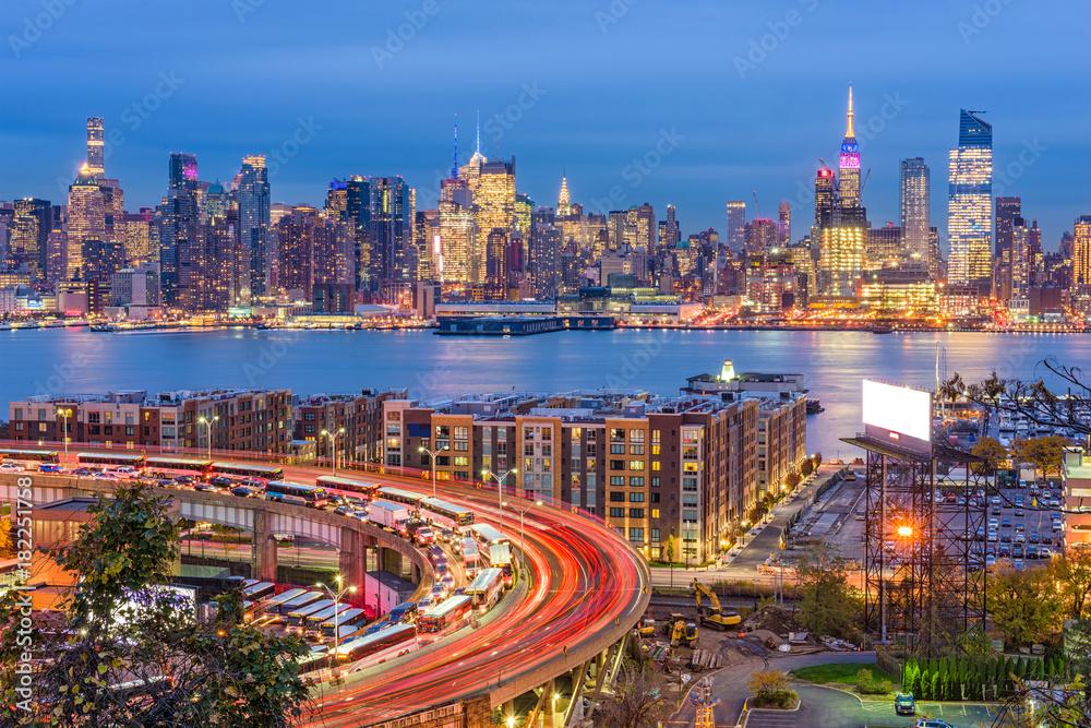 Fototapety, obrazy: New York, New York, USA