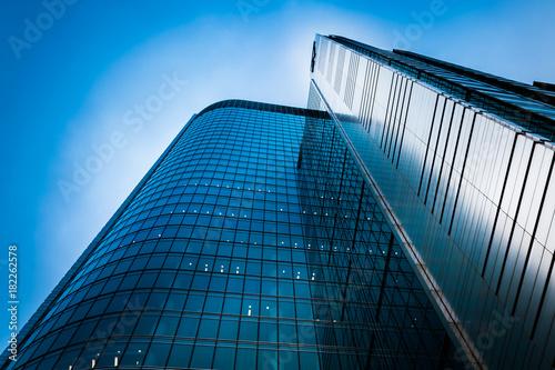 Fototapeta A Glass Skyscraper obraz