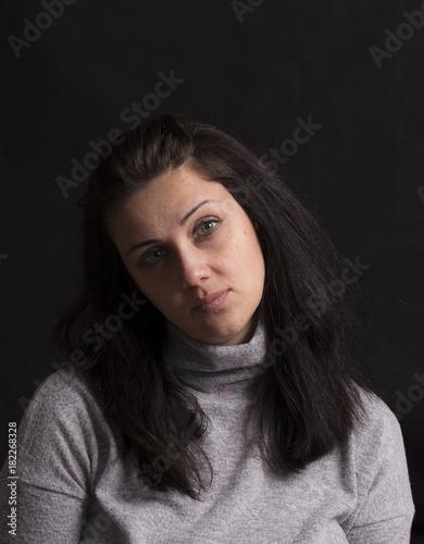 Obraz Młoda Kobieta - fototapety do salonu