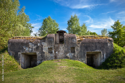 Papiers peints Fortification The Fifth Fort of Brest Fortress. Brest, Belarus.