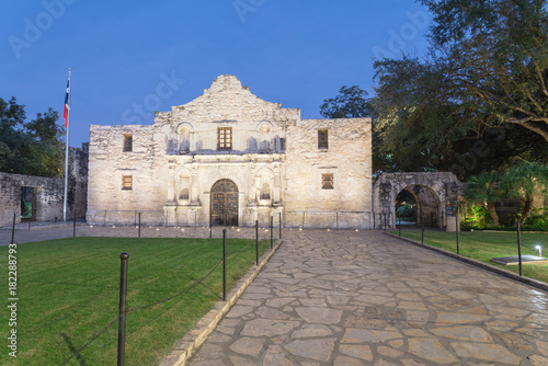 Photo The Alamo Mission in San Antonio is commonly called The Alamo and was originally known as Misión San Antonio de Valero