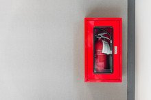 Fire Extinguishers Cabinet On ...
